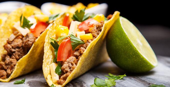 Easy Beef Tacos Recipe
