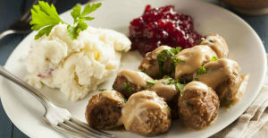 Swedish Meatball Recipe
